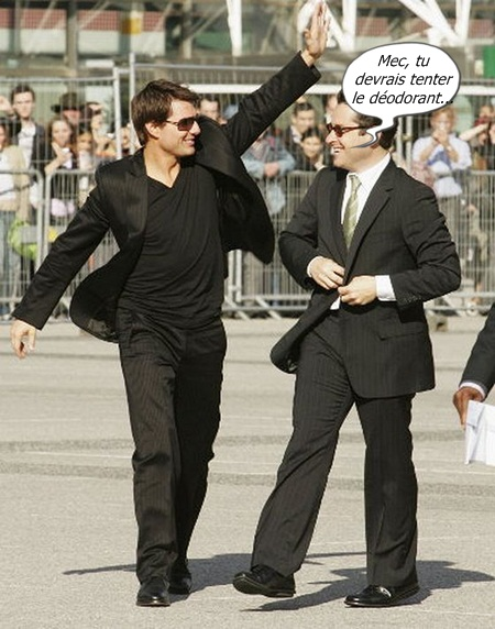 Tom Cruise: Bande-Annonce de Mission Impossible 4