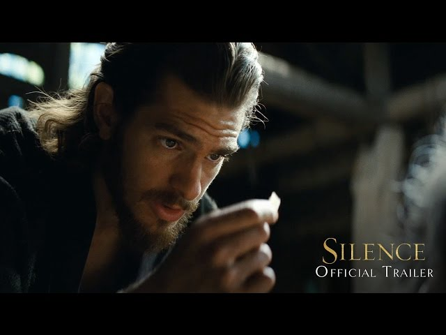 Silence Official Trailer (2016) – Paramount Pictures